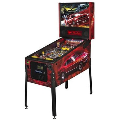 Mustang Pro Pinball Machine - Reality Games Australia