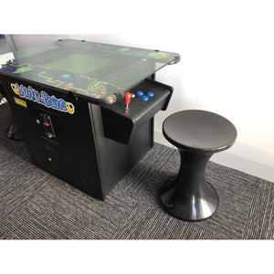 Retro Cocktail Arcade Machine Stools - Reality Games Australia
