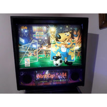 Load image into Gallery viewer, World Cup Soccer Pinball Machine - Reality Games Australia