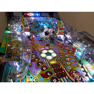 World Cup Soccer Pinball Machine - Reality Games Australia