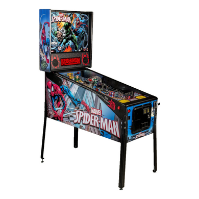 Spiderman Pinball Machine - Reality Games Australia