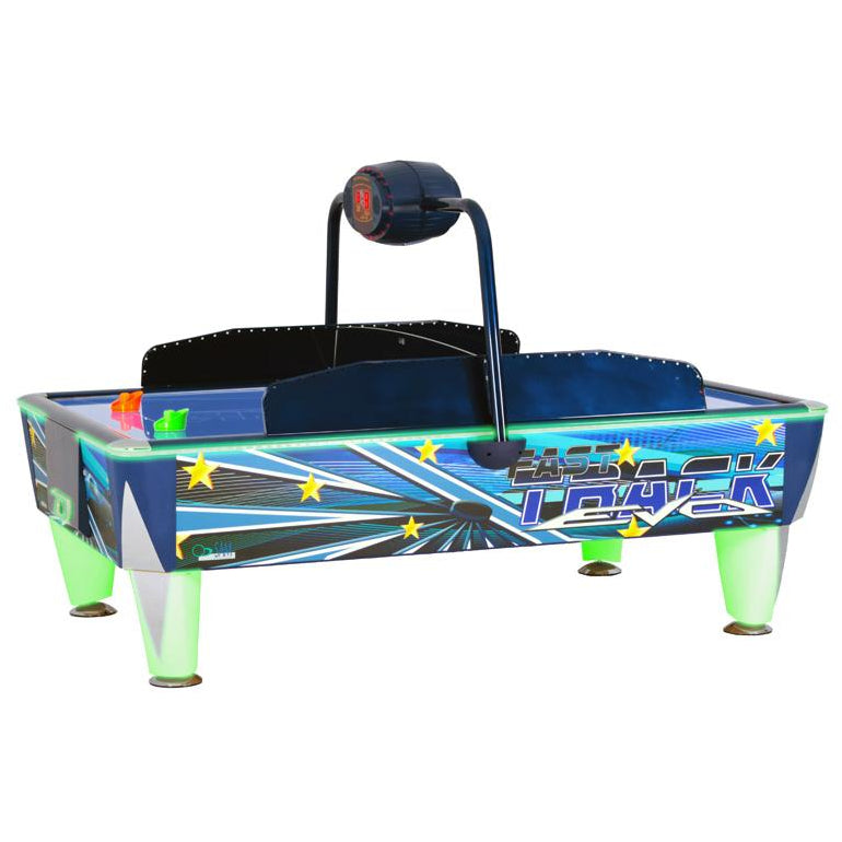 Double Fast Track Air Hockey - Reality Games Australia