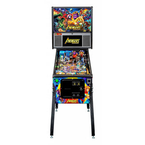 Avengers Infinity Quest Pro Pinball Machine - Reality Games Australia