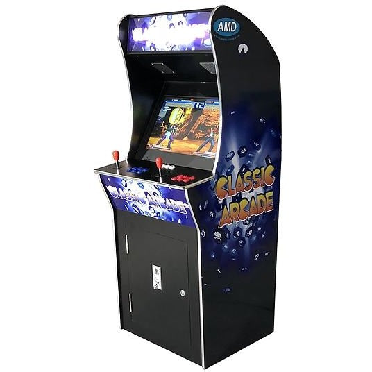 Classic Arcade Upright Machine - Reality Games Australia