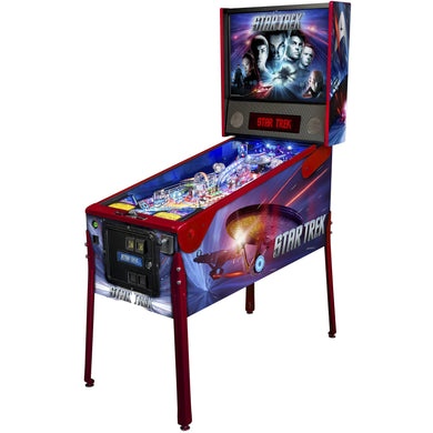 Star Trek Pro Pinball Machine - Reality Games Australia
