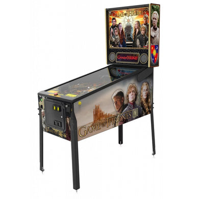 Game of Thrones Pro Pinball Machine - Reality Games Australia