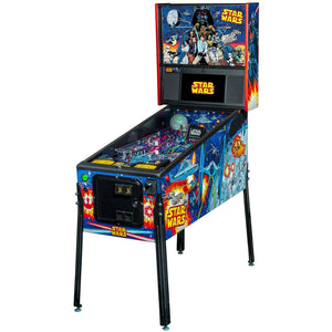Star Wars Comic Art Pro Edition Pinball Machine - Reality Games Australia