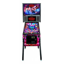 Load image into Gallery viewer, Stranger Things Pro Pinball Machine - Reality Games Australia
