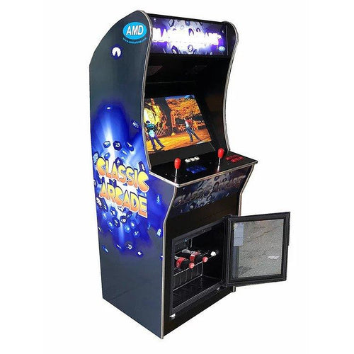 Classic Arcade COOL Upright Machine - Reality Games Australia