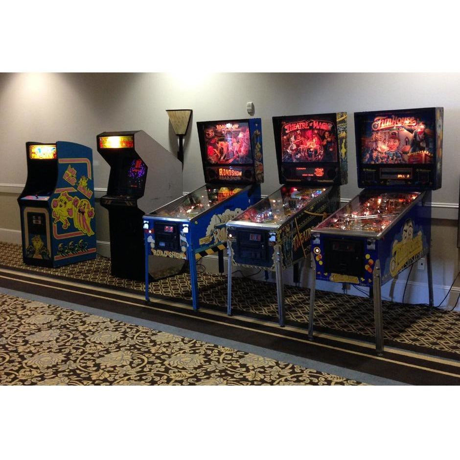 Pinball and Arcade Package Deal 2 - Reality Games Australia