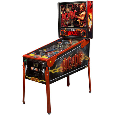 AC/DC Premium Vault Edition Pinball Machine - Reality Games Australia