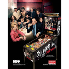 Load image into Gallery viewer, The Sopranos Pinball Machine - Reality Games Australia
