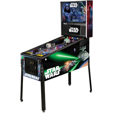 Star Wars Premium Pinball Machine - Reality Games Australia