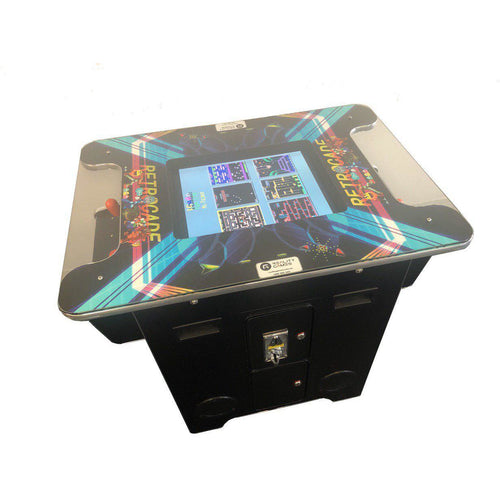 60 Game Cocktail Arcade Machine - Reality Games Australia