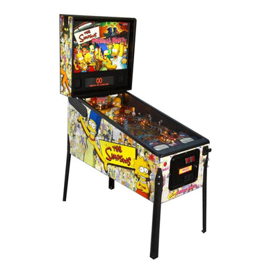 The Simpsons Pinball Party Pinball Machine - Reality Games Australia