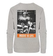 Music Is Life Sweatshirt