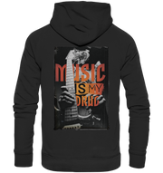 Music Is My Drug Hoodie