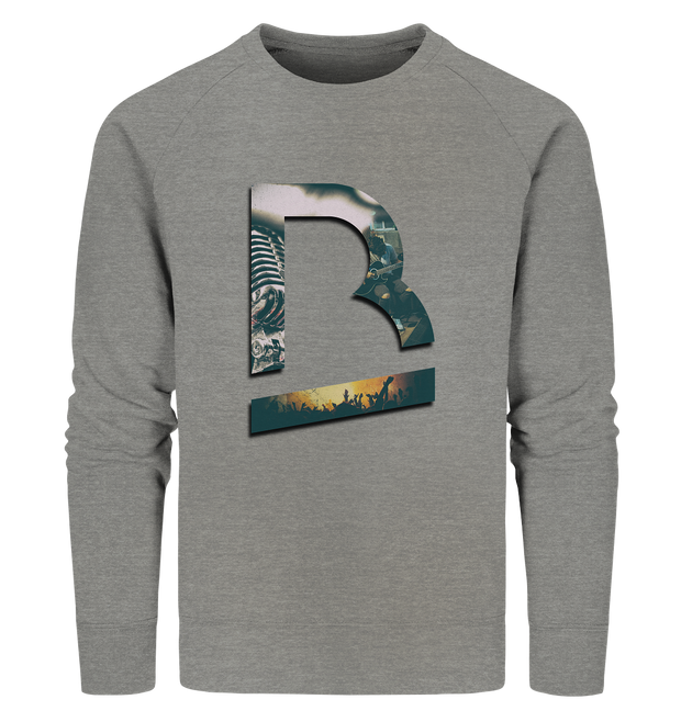 BrandRocks Collage Logo Sweatshirt