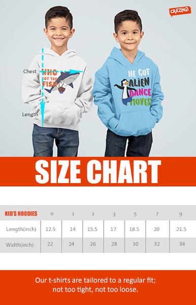 crazingo-kids-hoodies-size-guide