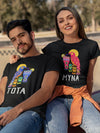 Tota Myna Couple t-shirts