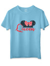 King Queen Graphic Couple T-Shirts