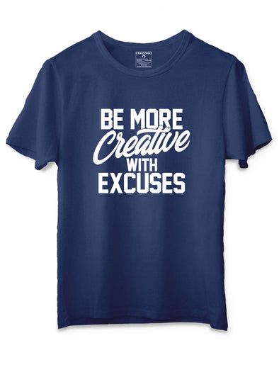 Creative Blue T-Shirt