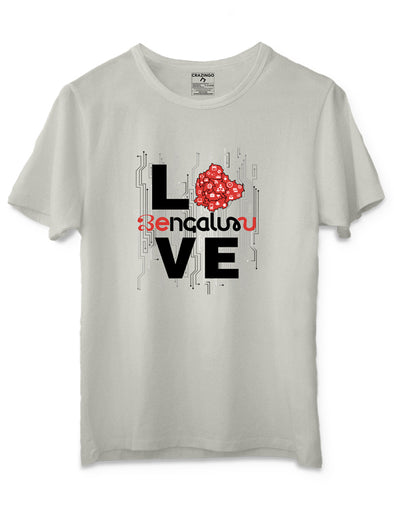 Love Bengaluru T-Shirt