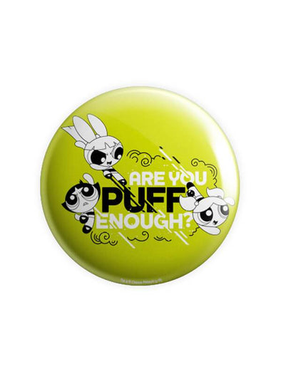 Powerpuff Girls: Are You Puff Enough