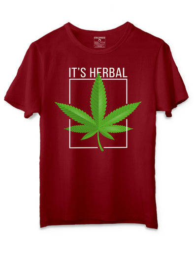 It's herbal T-Shirts