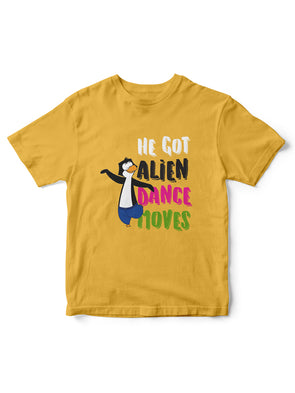 Beo N Peno: Alien Dance Move
