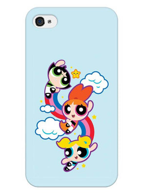 Girls Fun Mobile Cover for iPhone 4s