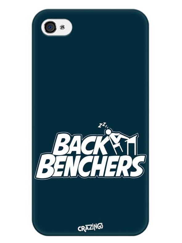 Back Benchers Mobile Cover for iPhone 4s