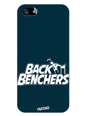 Back Benchers Mobile Cover for iPhone 5