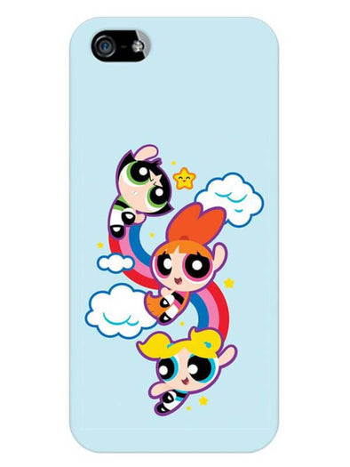 Girls Fun Mobile Cover for iPhone 5s