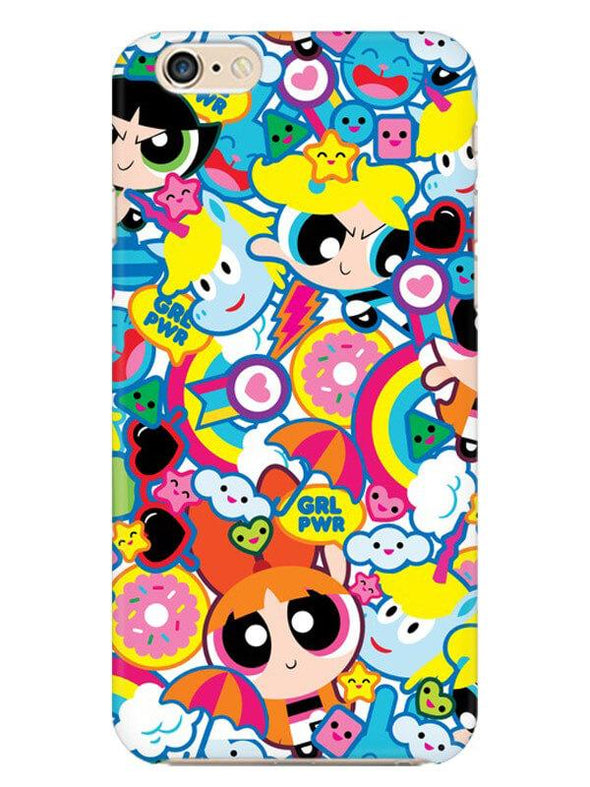 Girl Power Mobile Cover for iPhone 6 Plus