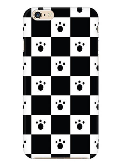 Paw Checkers Mobile Cover for iPhone 6s