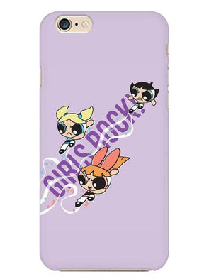 Girls Rocks Mobile Cover for iphone-6s-plus