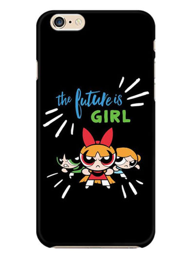Future Is Girls Mobile Cover for iphone-6s-plus