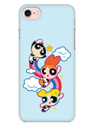 Girls Fun Mobile Cover for iPhone 8