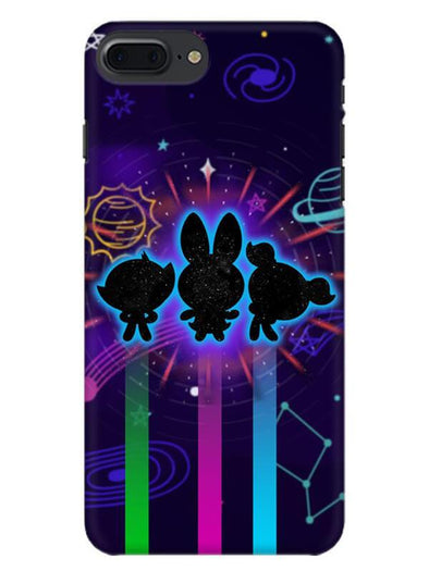 Glow Girls Mobile Cover for iPhone 8 Plus