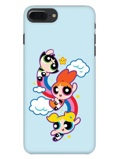 Girls Fun Mobile Cover for iPhone 8 Plus