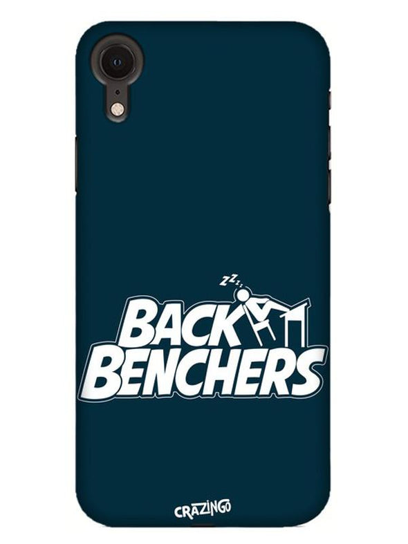 Back Benchers Mobile Cover for iPhone XR