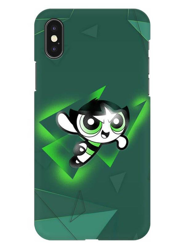 Buttercup Mobile Cover for iPhone X