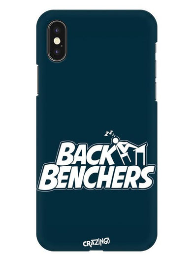 Back Benchers Mobile Cover for iPhone XS