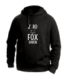 Zero Fox Given Black Hoodies