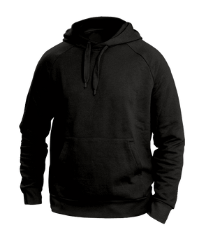 Solid Black Hoodies