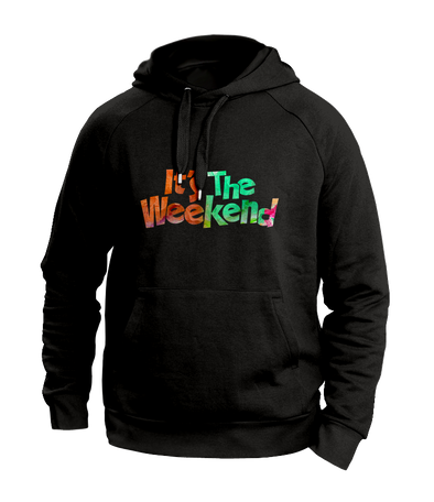 Weekend Black Hoodies