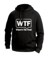 WTF Black Hoodies
