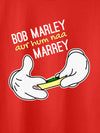 Hum Na Marrey Red T-Shirt
