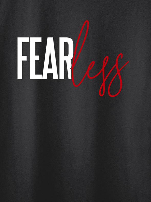 Fearless Black Hoodies